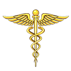 Medical Caducius representing Continuing Education Units
